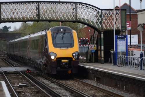 Voyager thunders through Petersfield