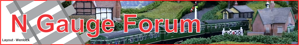 N Gauge Forum
