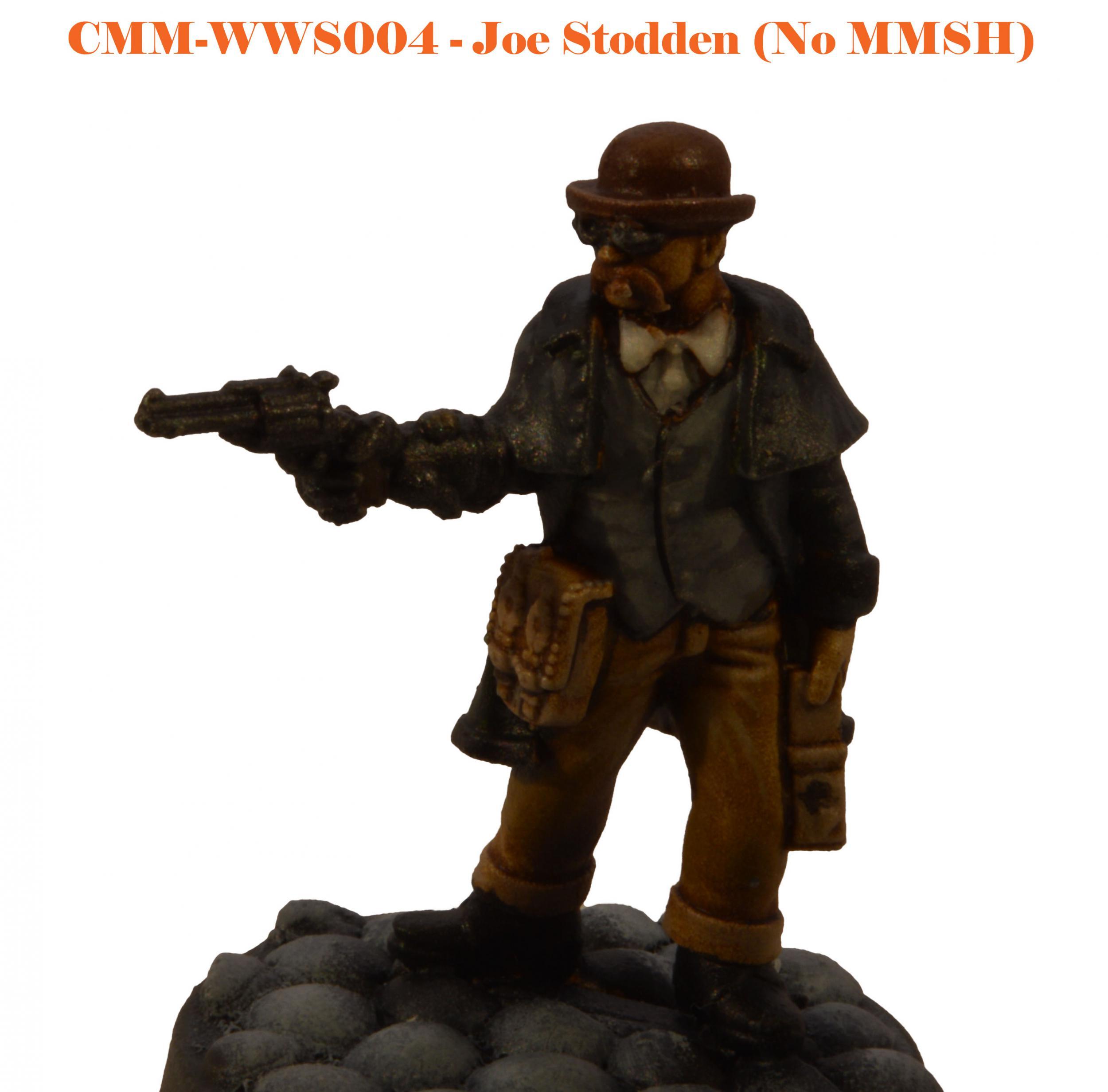 WSS004 - Joe Stodden (dismounted)