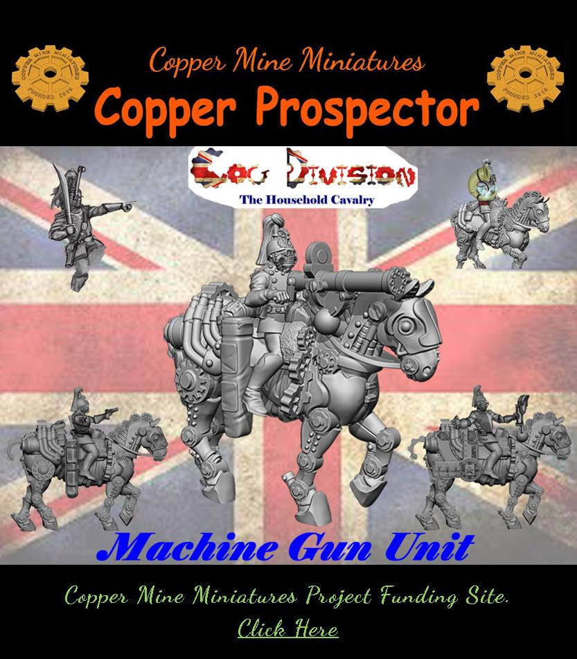 Copper Prospector Project 1