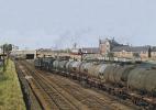 8F 14t fuel wagons Nuneaton 1962