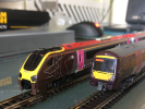 My first trains