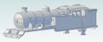 LNER V1 Original Condition CAD