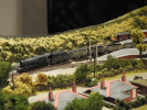 8F and mineral wagons