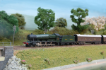 GWR 47XX on a train of siphons