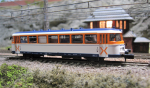 Brekina railbus