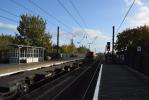 Northallerton empty container train 2