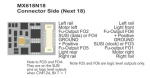 Zimo MX618N18 pin out