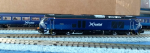 Side on Class 68 and 156's