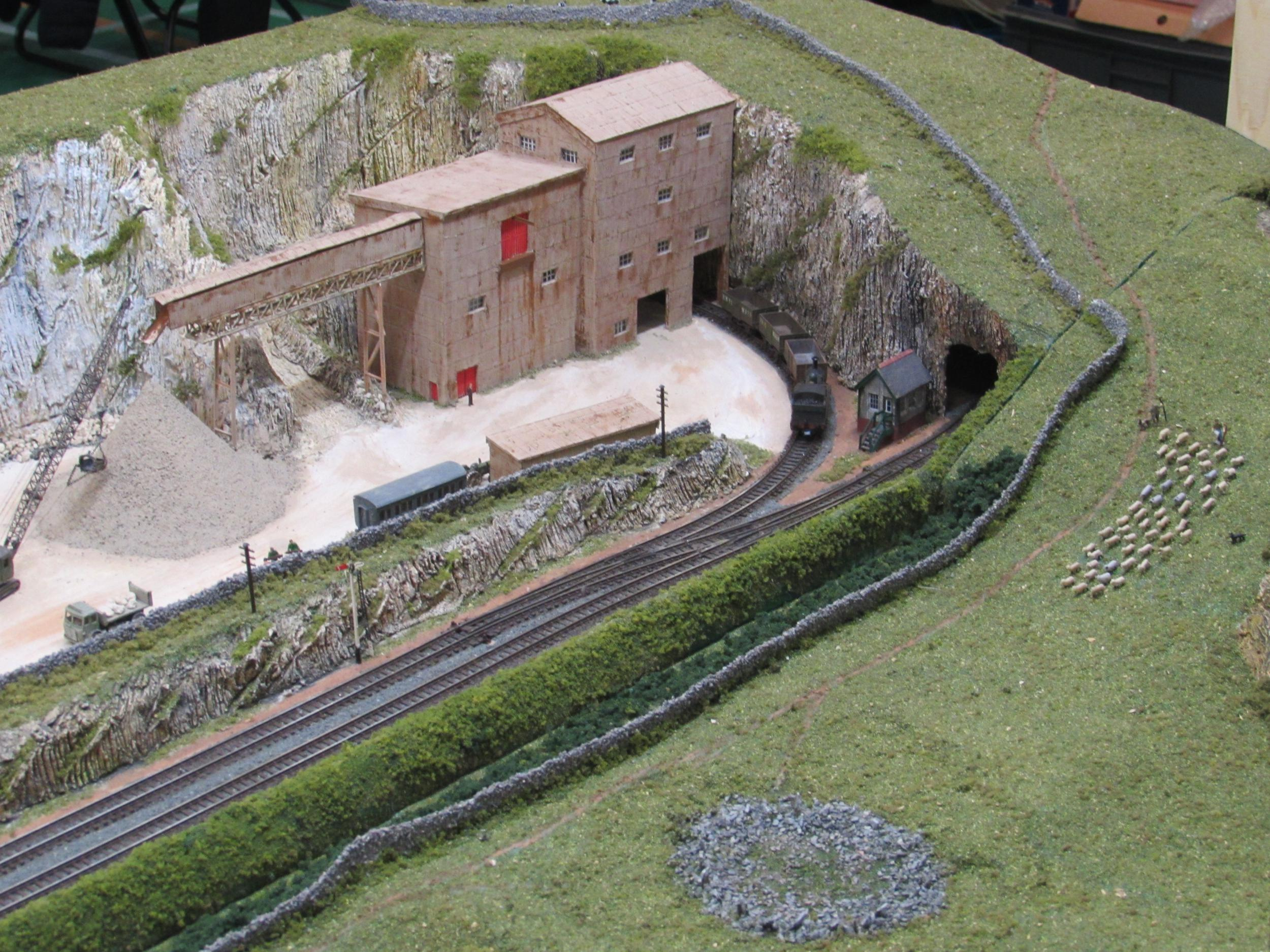 Model Railway Show in Fleetwood, Lancs
