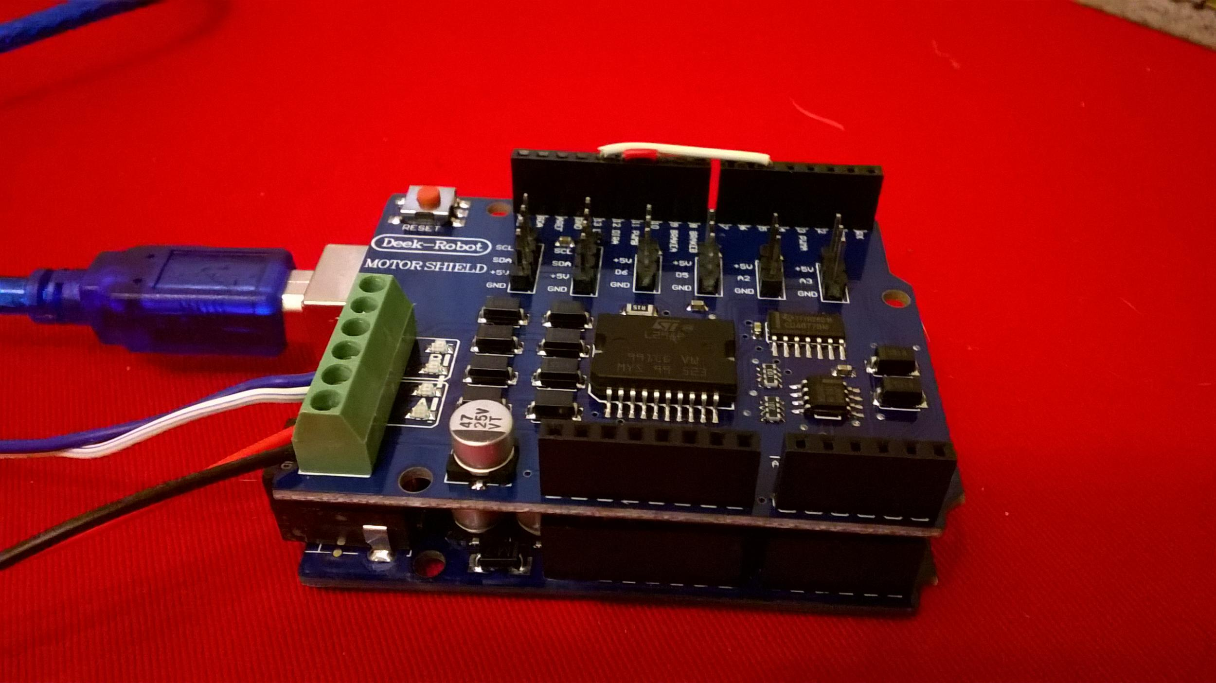 Arduino Dcc Mobile Decoder