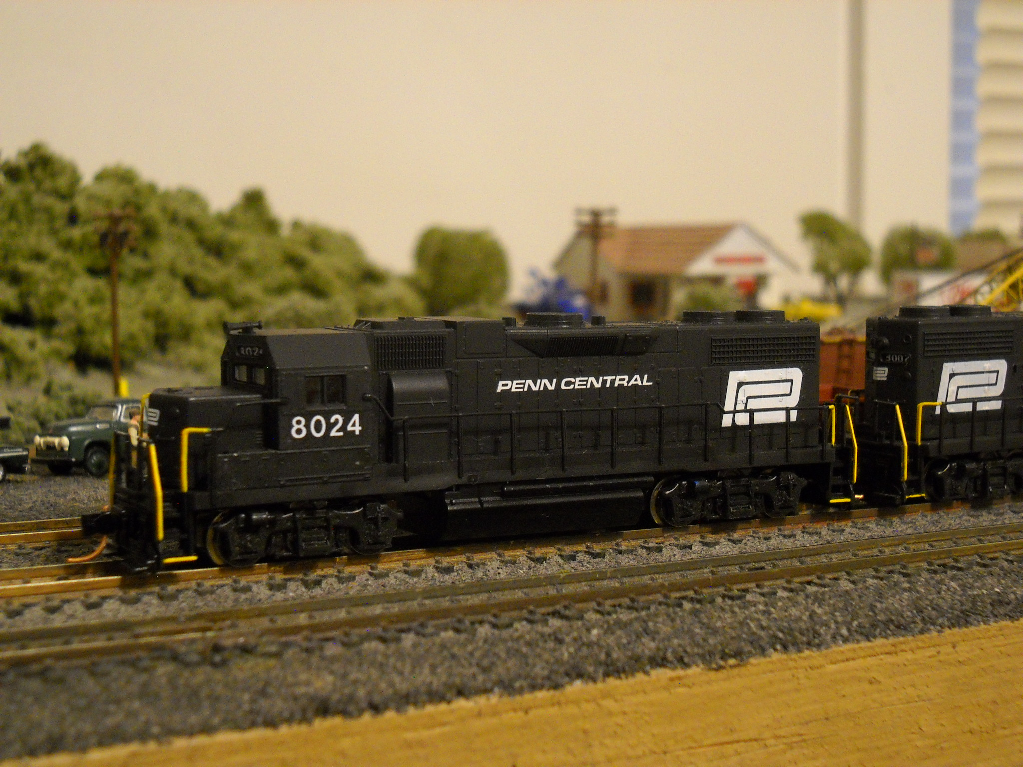 Introducing the Long Valley Industrial Railroad
